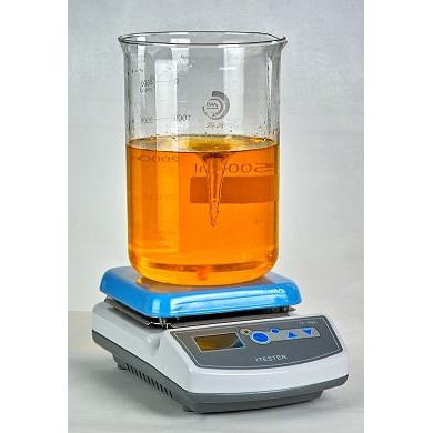 加热磁力搅拌器IT-09B15-液晶屏