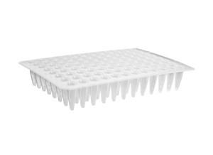 96孔平顶PCR板
