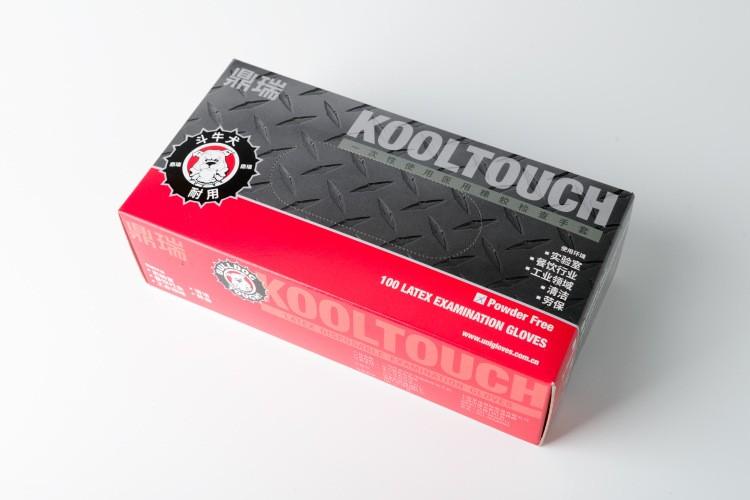 无粉乳胶手套KT006