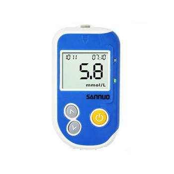 三諾安準GA-6型血糖儀+25支獨立試條