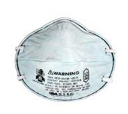 8246 R95 酸性气体异味及颗粒物头戴式工业防尘口罩