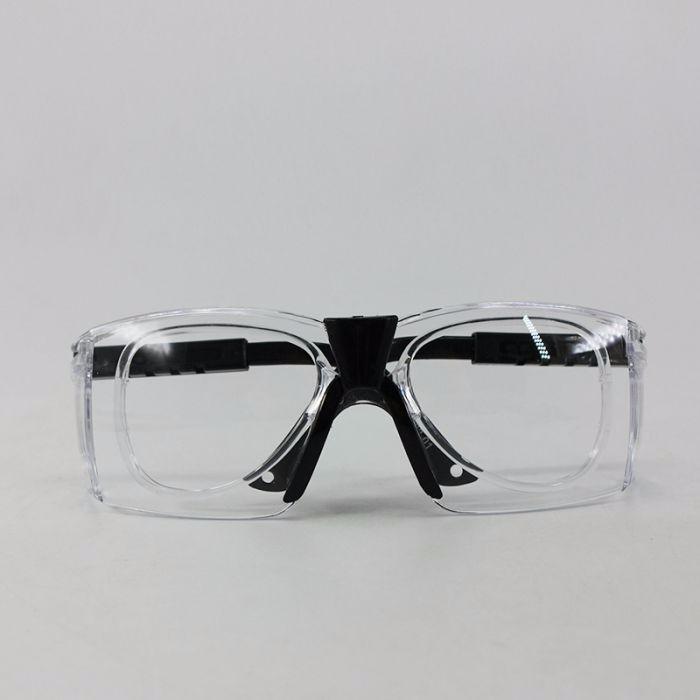 芯硅谷® S4233 安全防护眼镜(护目镜),耐磨涂层,内镜片可拆卸,一镜两用
