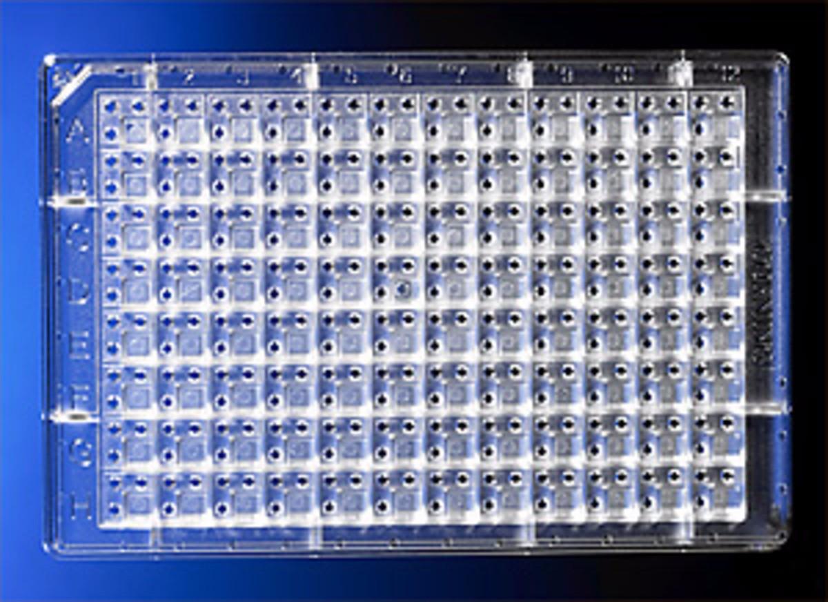 96孔蛋白结晶微孔板