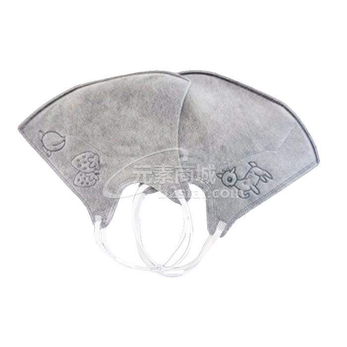 芯硅谷? A6286 3D立體活性炭口罩(四層)