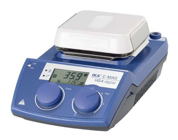 新型加热磁力搅拌器   C-MAG HS 4digital