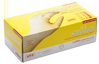有粉乳胶手套KT007