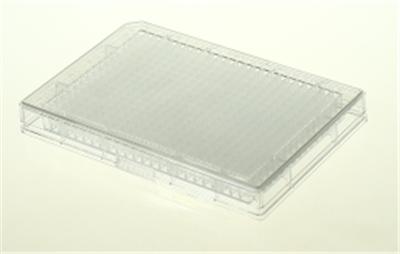 384孔细胞培养板,平底,TC