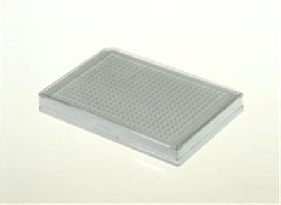 384孔细胞培养板,平底,白色,TC