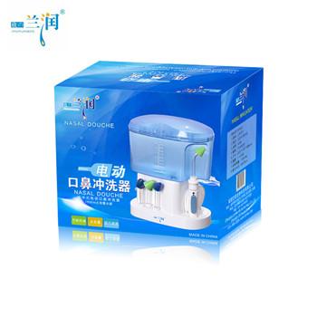 兰润脉冲式电动洗鼻器