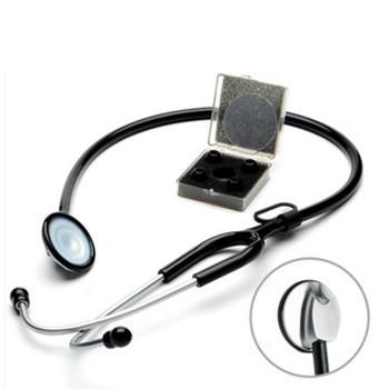 远燕听诊器YT-09银贝
